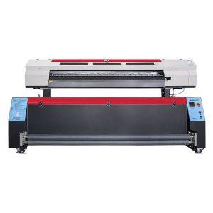 چاپگرهای رنگ آمیزی پارچه رنگی بزرگ برای پارچه