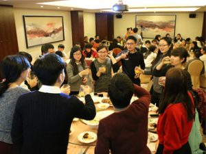 شام سالانه، 2015