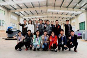 کارگران B2B در دفتر اصلی، 2015 3
