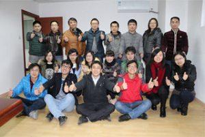 کارگران B2B در دفتر مرکزی، 2015 4