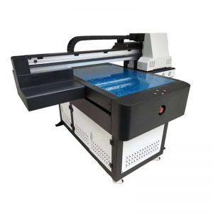 چاپگر UV چاپگر روتاری برای ارتفاع چاپ 8cm WER-ED6090UV