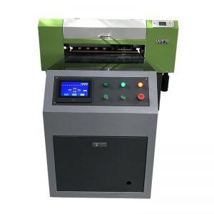 چاپگر بزرگ پی وی سی چاپگر بزرگ بوم پرینت توپ توپ دستگاه چاپ WER-ED6090UV